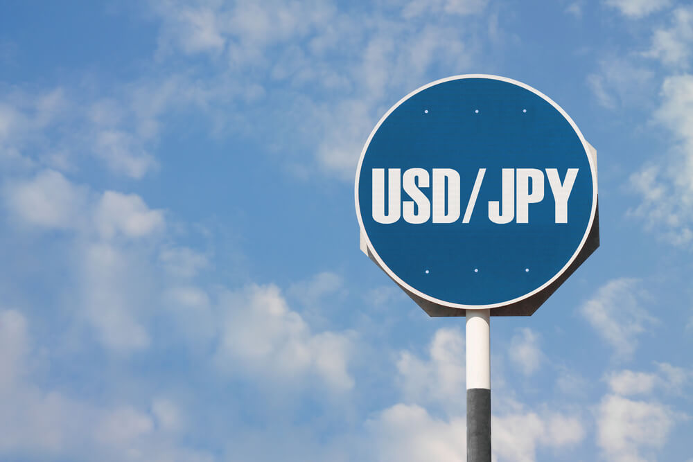 USDJPY Pair Adds To Last Week's Strong Gains
