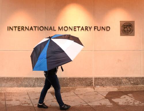 IMF raises growth forecast for global economy