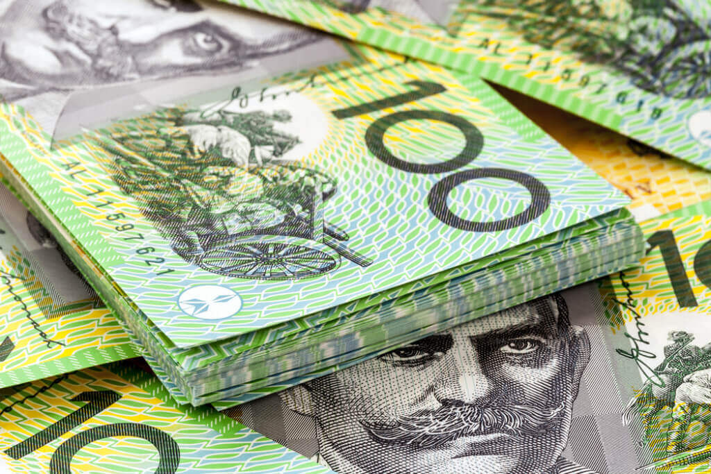 AUDUSD Falls After Interest Rate Decision!
