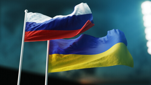 'Moskova ve Washington Ukrayna konusunda üst düzey temasta'